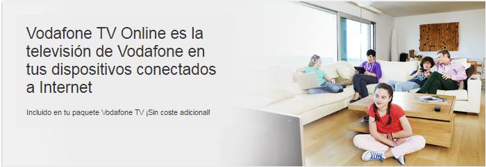 Vodafone TV Online
