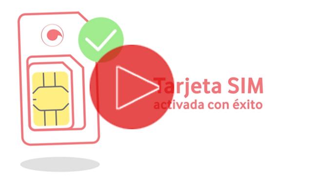 Cómo activar tu tarjeta SIM Autónomos y Profesionales