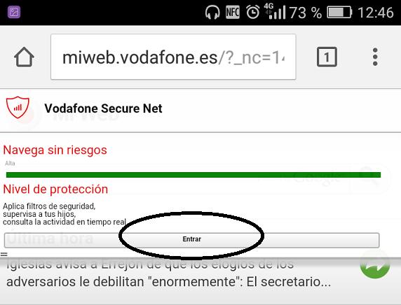 Particulares m viles tablets y apps ayuda vodafone for Bankia particulares oficina internet entrar