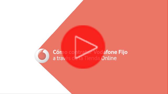 Contratar el Fijo Vodafone.