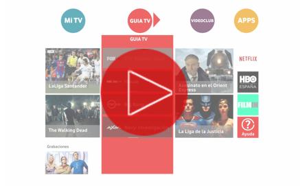 Vodafone Televisión: tu lugar de entretenimiento