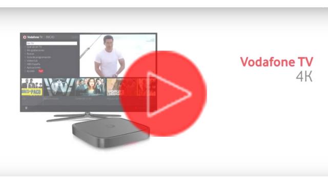 Vodafone TV 4K