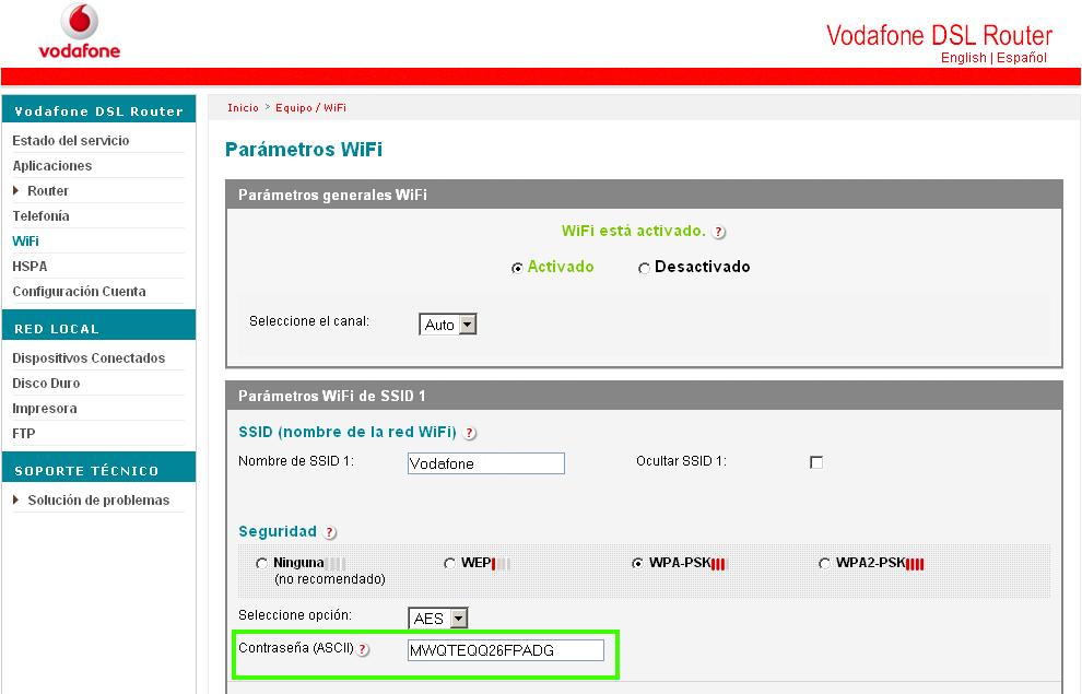 tecom-password-wifi