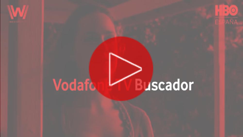 Vodafone TV  Buscador