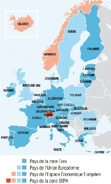 Qu Est Ce Que Le Virement Europeen Sepa Societe Generale